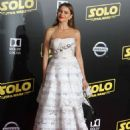 Sofia Vergara – 'Solo: A Star Wars Story' Premiere in Los Angeles - 454 x 597