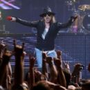 Axl Rose of Guns N' Roses performs at The Joint inside the Hard Rock Hotel & Casino December 30, 2011 in Las Vegas, Nevada
