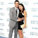 Colin Egglesfield and Stephanie Jacobsen