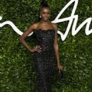 Leomie Anderson – British Fashion Awards 2019 in London - 454 x 681