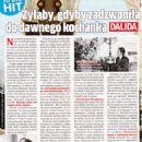 Dalida - Rewia Magazine Pictorial [Poland] (20 March 2019)