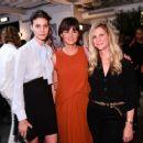 Kati Nescher – WSJ Magazine's 10th Anniversary Party in New York - 454 x 363