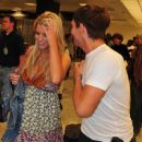 Jessica Simpson - At The Airport In Washington DC, 2009-06-30
