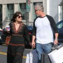 Selma Blair Shopping With Her Boyfriend in Beverly Hills - 454 x 609