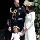 Prince Harry Marries Ms. Meghan Markle - Windsor Castle - 399 x 600