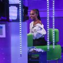 Leigh-Anne Pinnock and Perrie Edwards – Appearance on The One Show in London - 454 x 455