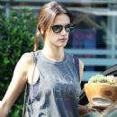 Alessandra Ambrosio – Out in Brentwood 8/25/2016 - 454 x 593