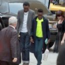 Lupita Nyong'o spotted cuddling up to Somali rapper K'naan after first post Oscar TV appearance