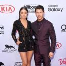 Nick Jonas and Olivia Culpo- 2015 Billboard Music Awards