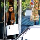 Cristiano Ronaldo splashes the cash on Valentine's Day as the Real Madrid star treats girlfriend Georgina Rodriguez during a shopping trip