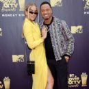 Jasmine Sanders – MTV Movie and TV Awards 2018 in Santa Monica - 454 x 681