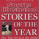 Ted Williams - Sports Illustrated Magazine Cover [United States] (30 December 2002)