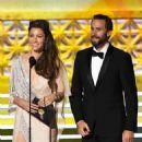 Jessica Biel : 69th Annual Primetime Emmy Awards - 454 x 563