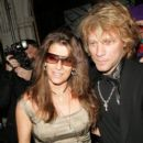 Jon and Dorothea Bon Jovi - 396 x 594