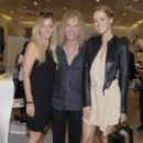 David Bryan attends Stuart Weitzman Hosts Fashion's Night Out with Special Guest Appearance by Petra Nemcova at Stuart Weitzman Boutique on September 6, 2012 in New York City