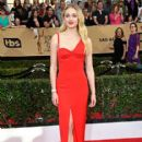 Sophie Turner- January 29, 2017- 23rd Annual Screen Actors Guild Awards - Arrivals - 416 x 600