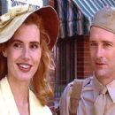 Geena Davis and Bill Pullman