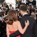 "Natalie Portman: attended the Cannes Film Festival premiere of ""La Tete Haute"""