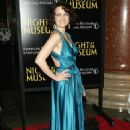 "Carla Gugino - ""Night At The Museum"" Premiere, New York, December 17 2007"