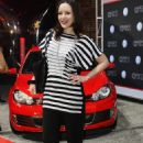 Jasmin Wagner - Presentation Of The New VW Golf GTI - 03.04.2009