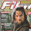 Viggo Mortensen - Film Review Magazine [United Kingdom] (December 2002)