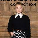 Olivia Holt – Michael Kors show at New York Fashion Week 2020 - 454 x 592