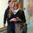 Katie Cassidy – Arrives Back in Vancouver, January 2017 - 454 x 681