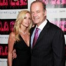 Camille Donatucci Grammer and Kelsey Grammer - 446 x 594