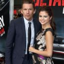 Selena Gomez & Ethan Hawke at The Getaway premiere at The Regency Village Theatre in Westwood, California on August 26 - 454 x 686