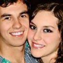 Sergio Pérez and Greta Farias