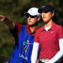 Michelle Wie - During The Final Round Of The LPGA Qualifying School, 07.12.2008. - 454 x 330