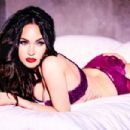 Megan Fox for Frederick's of Hollywood Lingerie 2017 Campaign - 454 x 302