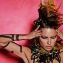 Adriana Lima for Amazon Beverage 2013 Ad Campaign