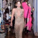 Lily Donaldson – Dundas Runway Show FW 2017 in Paris - 454 x 682