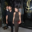Cara Santana and Jessie Metcalfe Leaves Catch LA in West Hollywood - 454 x 582