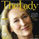 Meryl Streep - The Lady Magazine Cover [United Kingdom] (6 May 2016)