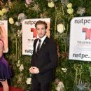 Eugenio Siller- Telemundo NATPE Party Red Carpet Arrivals - 386 x 600