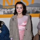 Maisie Williams – Nest Magazine Launch Party in London January 19, 2017 - 454 x 588