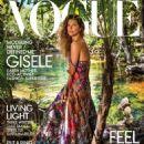 Gisele Bundchen – Vogue US Magazine (July 2018) - 454 x 617