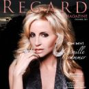 Camille Grammer - Regard Magazine Cover [United States] (December 2011)