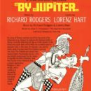 BY JUPITER Original 1967 Off Broadway Revivel With Music By Richard Rodgers,Lyrics By Lorenz Hart - 396 x 612