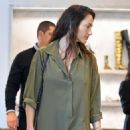 Minka Kelly – Shopping at Barney's New York in Beverly Hills - 454 x 641