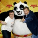 The Photoshooting for Kung Fu Panda 2 in Berlin,Germany