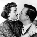 Nancy Gates & Scott Brady