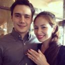 Patrick Garcia now engaged to girlfriend Nikka