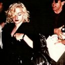 Madonna and Warren Beatty - 454 x 837