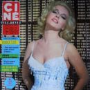 Virna Lisi - Cine Tele Revue Magazine Cover [France] (27 January 1966)