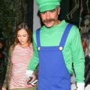Pregnant Jessica Alba was Juno and more celebrity Halloween costumes
