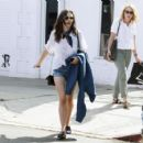 July 6 | Phoebe Tonkin & Leah Pipes in West Hollywood