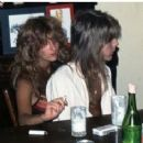 Randy Rhoads and Jodi Vigier Raskin